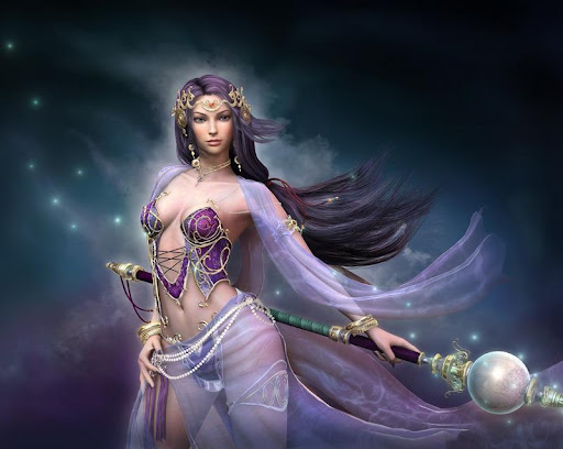 The Moon Goddess