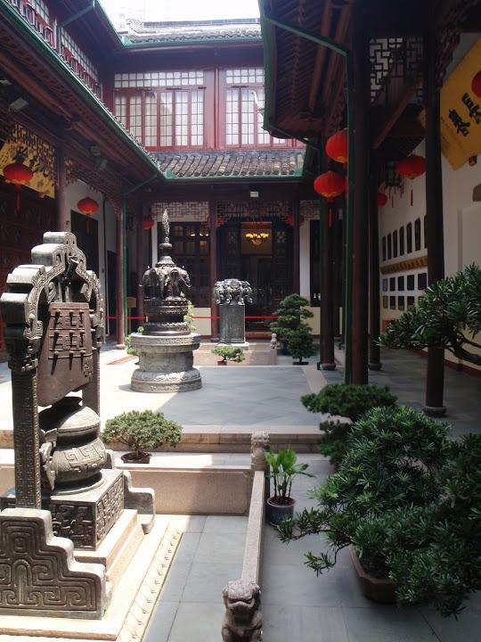 Templo del Buda de Jade Shanghai