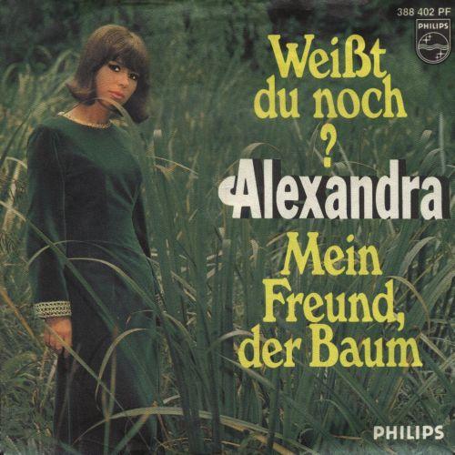 Alexandra Cover