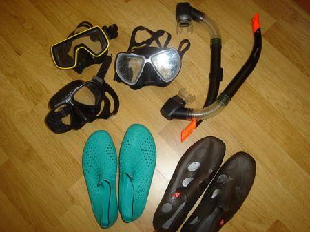 ochelari snorkeling
