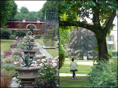 Sortir à Londres : Parcs et espaces verts 7