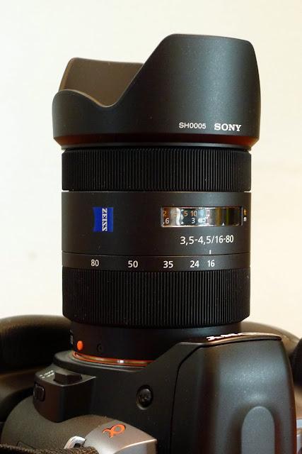 Carl Zeiss Vario-Sonnar T* DT 16-80 f/3.5-4.5 zoom lens