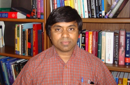 Dr. Jamal Uddin, Coppin State University