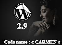 carmen wordpress