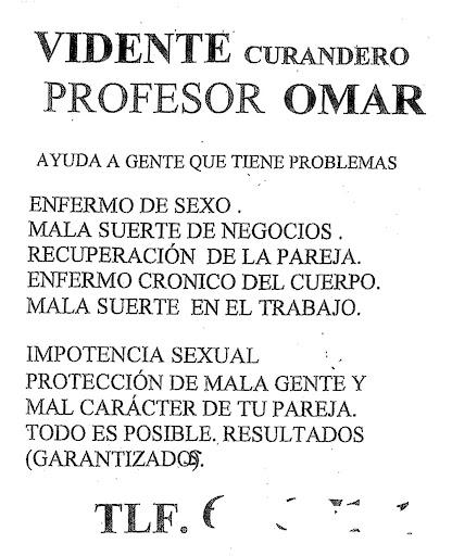 Mangante Omar