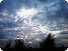 village_sky