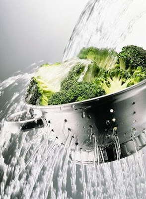 Higienização dos alimentos