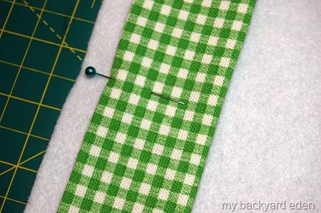Felt Mantel Fabric Trim