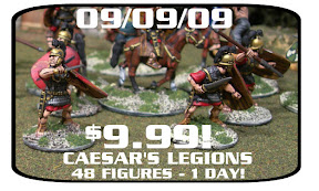 Caesar's Legion Offer