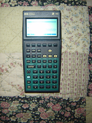 HP-38G