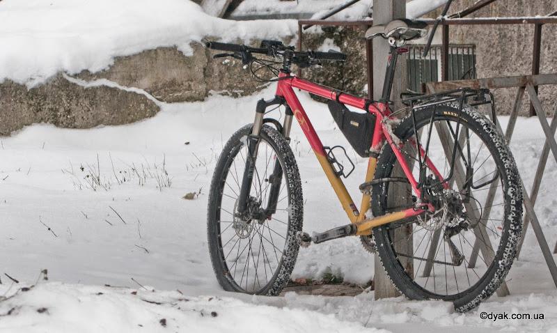 dyak's bike