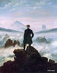 Caspar David Friedrich - Infinito