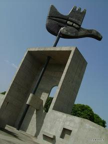 La mano di Le Corbusier