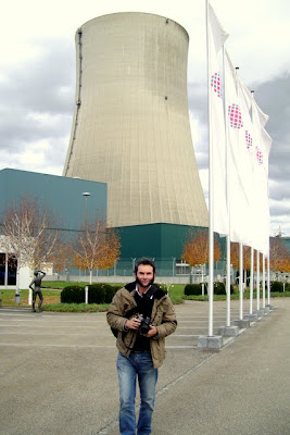 Enzo e la centrale atomica