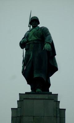 Sowjetisches Ehrenmal: il Memoriale per i soldati sovietici caduti a Berlino