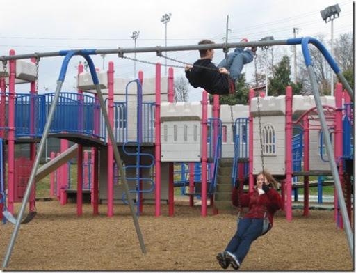 Swing Before