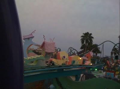 Islands of Adventure at Universal Studios Orlando Florida