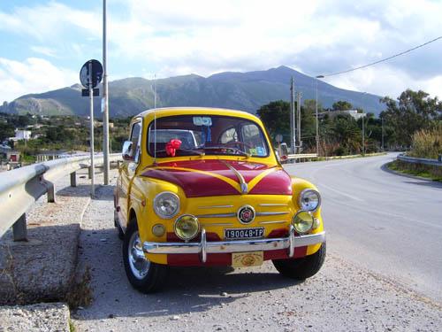 Sizilien Insel mit 1000 Gesichtern