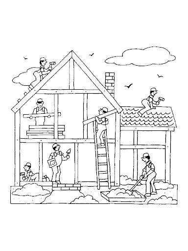 El arte de enseñar: Ilustraciones de profesiones