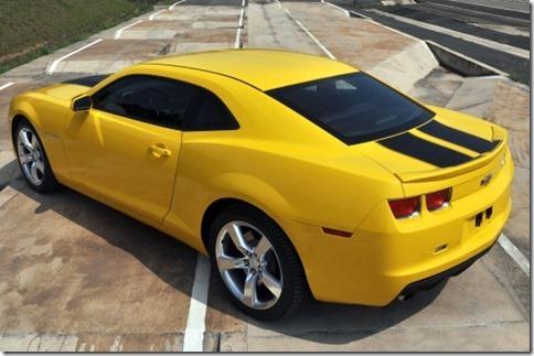 Chevrolet Camaro Brasil 2ss V8 6.2 Transformers (3)