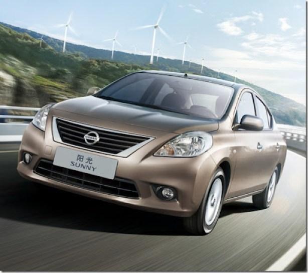 Nissan Sunny 2011 guangzhou (5)