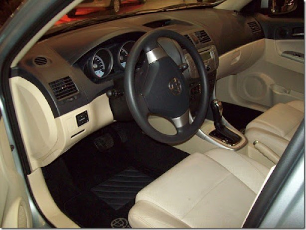 Brilliance Salão do Automóvel 2010 (9)
