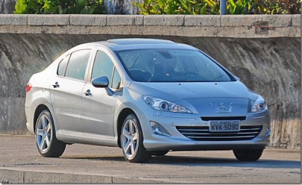 Peugeot 408 Brasil  2012 (15)
