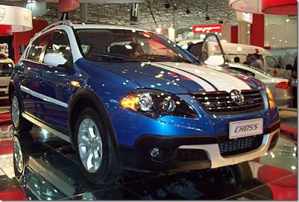 Brilliance Salão do Automóvel 2010 (4)
