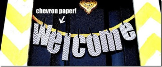 chevron paper