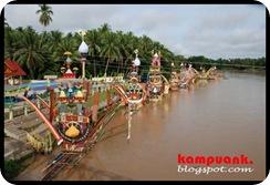 Perahu BaganduangBudaya Lubuk Jambi Kab.Kuansing