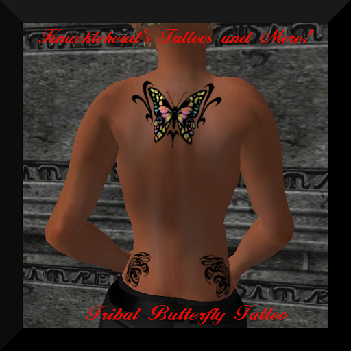 Fairy Butterfly Flower Tattoos. Butterfly tattoos are extremely popular