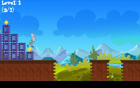 Bunny Rush Run screenshot 13