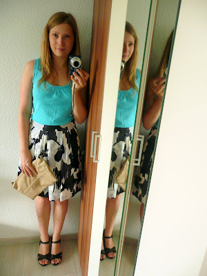 My outfit on 7th of Auguts 2010