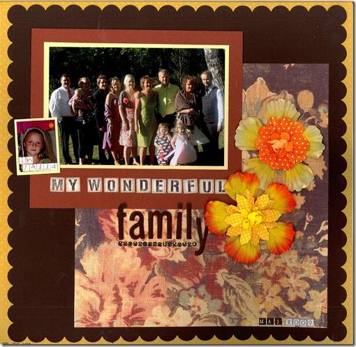 46 Wonderful Family