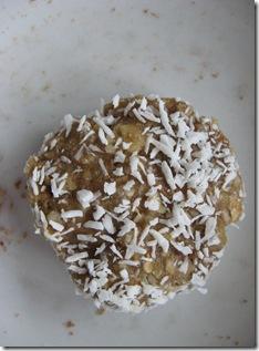 Koekjesdeeg pindakaas koekjes 1