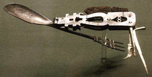 Worlds oldest Swiss Army Knife