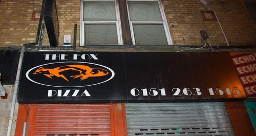 Metal Gear Solid Pizza