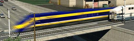 California High Speed Train
