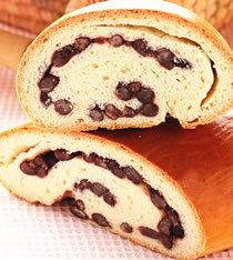 烘焙點心,甜品世界: 烘焙點心食譜-木材紅豆麵包