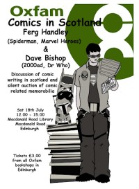 Oxfam Comics Fest