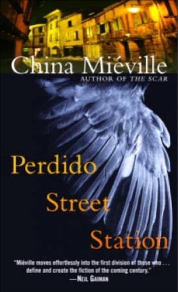 Book Cover: Perdido Street Station by China Mieville