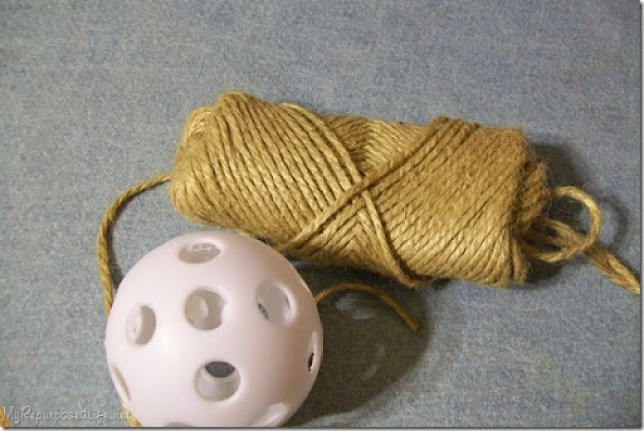 wiffle ball plus jute