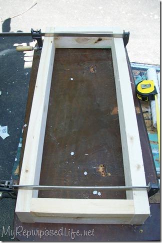 frame a box