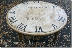 100 faux clock table _7620