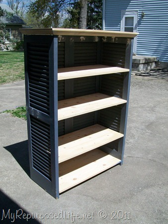 shutters repurposed bookshelf (41)