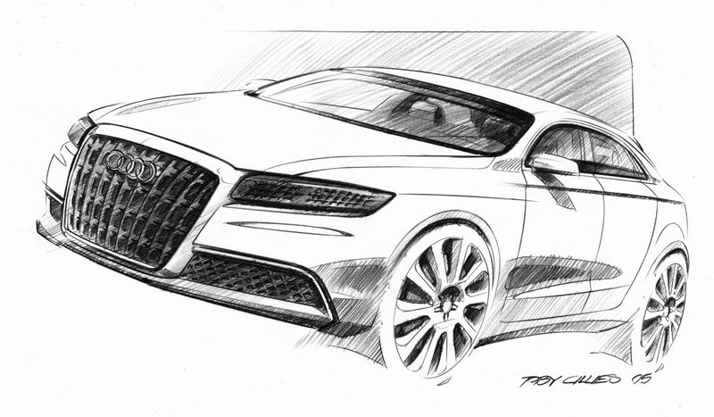 audi concept coupe