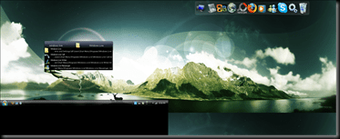 Launcy Windows Live Drop-Down