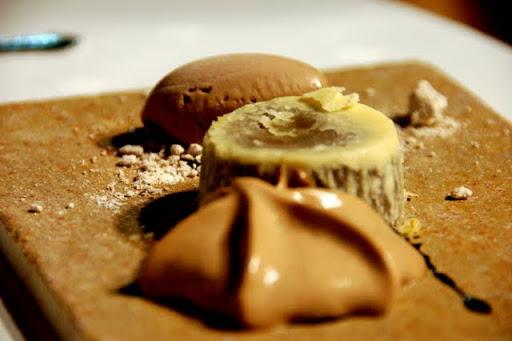 Postres de xocolata CREO (2010)