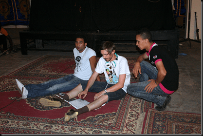 Danish Egyptian Dialogue Institue - DJs