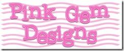 pink gem logo